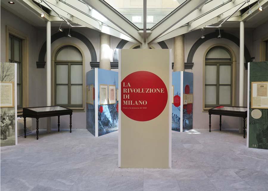 Memoria & progetto - La rivoluzione di Milano