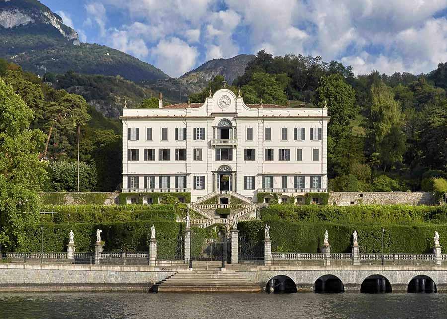 Memoria & progetto - Villa Carlotta a Tremezzo